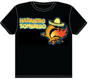 Habanero Sombrero Shwag TShirt